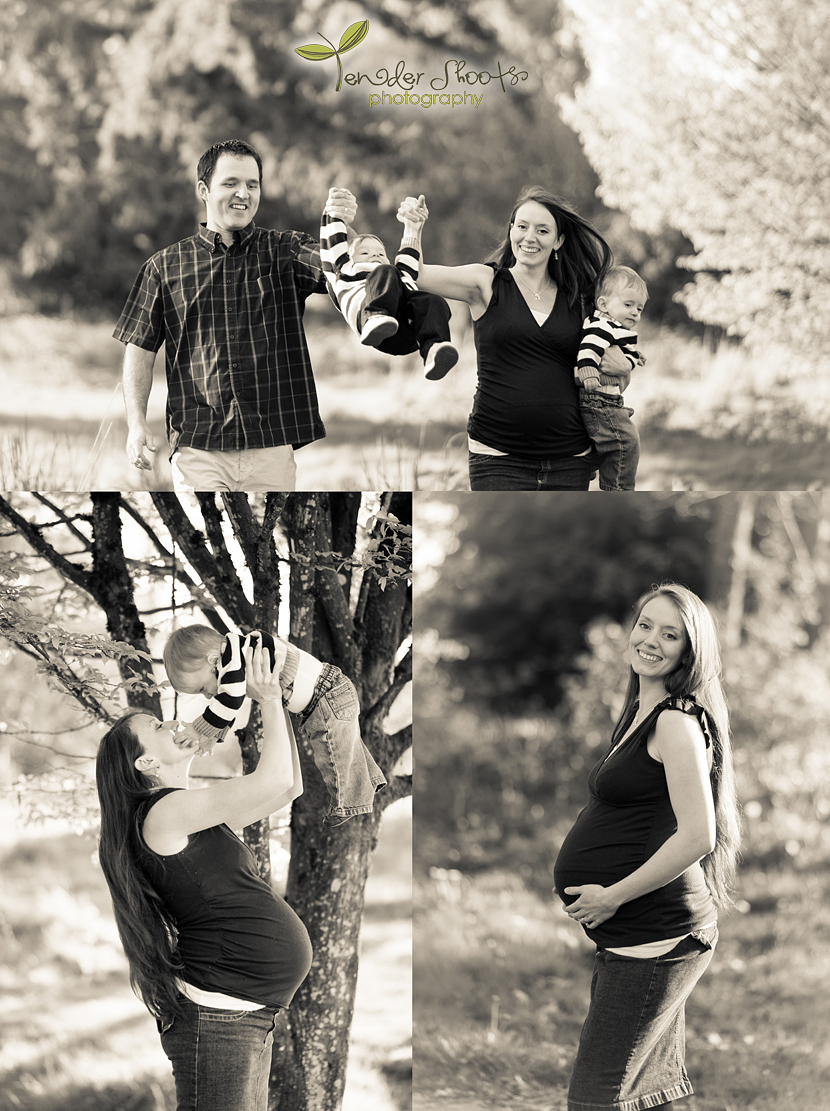 Tender Shoot family photography