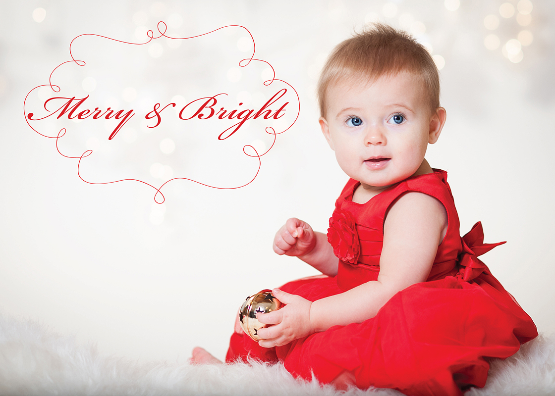 Tender Shoots Christmas Baby