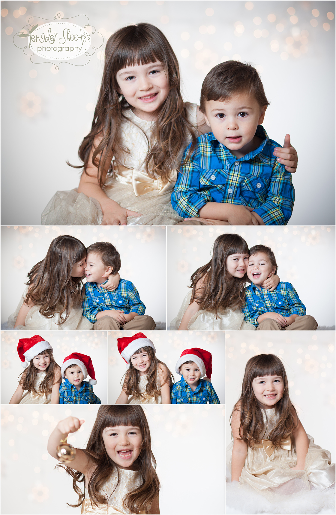 Tender Shoots Christmas Photography Sessions