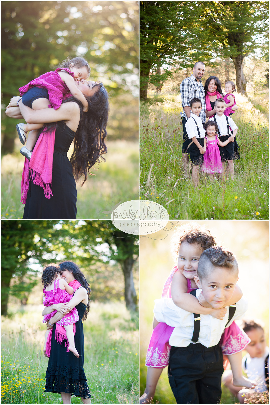 Langley Family Photography