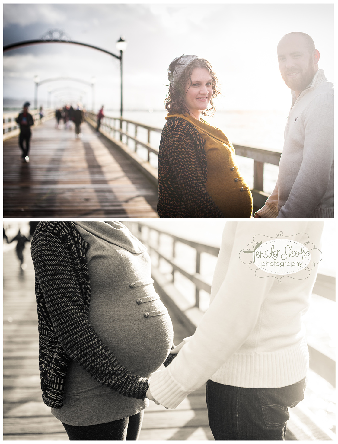 Tender Shoots Maternity Photography