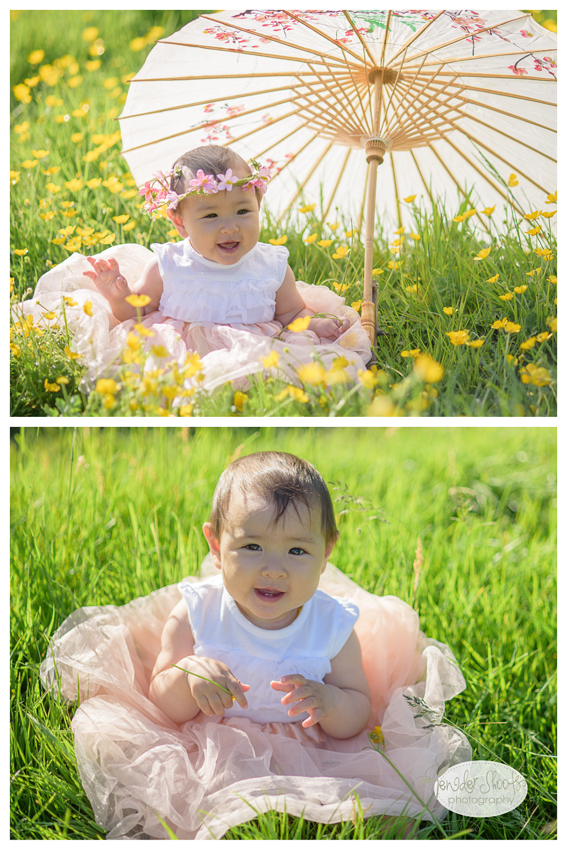 Tender Shoots Baby Photography