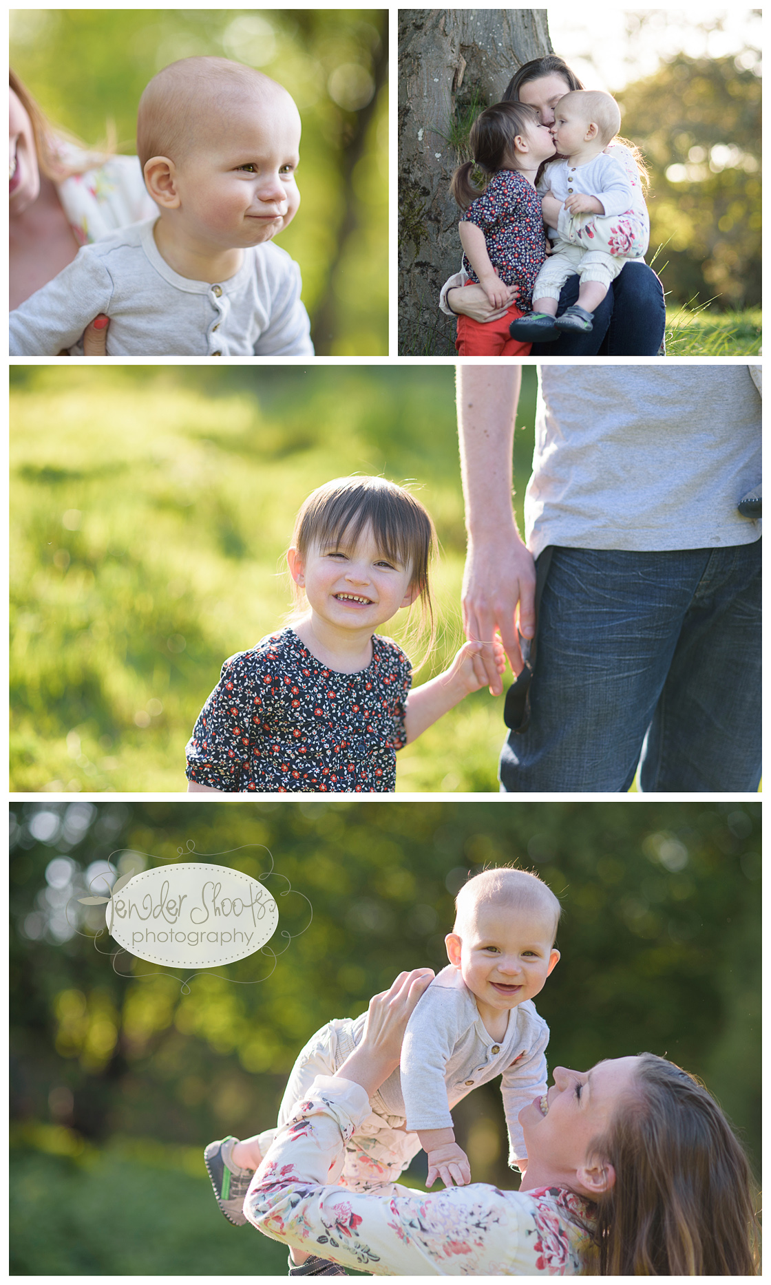 Tender Shoots Family Photography